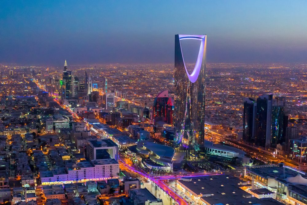 Who is spearheading digitisation in Saudi Arabia?
