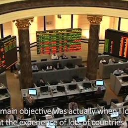Mohammed Omran: On the Nilex Trading Floor