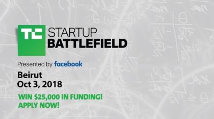 Startup Battlefield MENA 2018