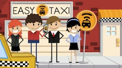 Rocket Internet's EasyTaxi set to expand to the Middle East, Africa and Asia with new investment