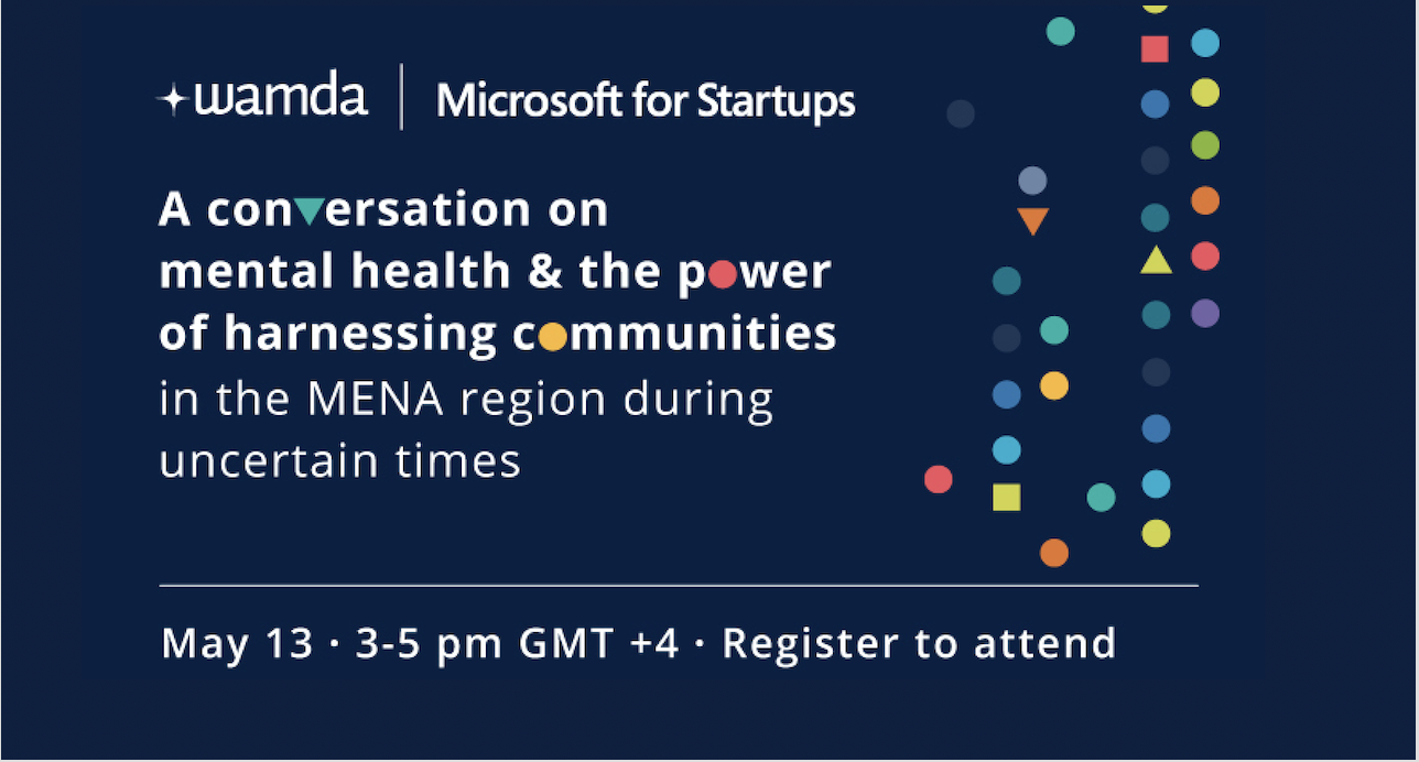 A conversation on mental health and the power of harnessing communities in the MENA region during uncertain times
