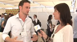 Michael Trueschler of Citruss TV at CoE E-Commerce [Wamda TV]