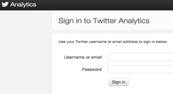Twitter now offers free account analytics. How does it benefit users?