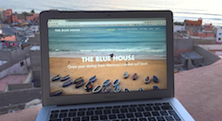 More work, less stress: inside the Blue House, Morocco's residence for startups