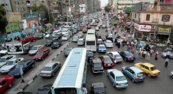 Egypt's Tech Community to Conquer Cairo's Traffic