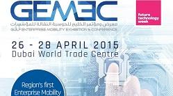 Gulf Enterprise Mobility Expo & Conference (GEMEC) 2016 Dubai