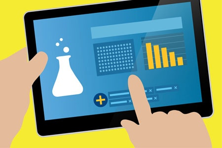 Online media platforms are facilitating the production of Arabic science