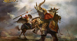 Arab Heroes can now battle on the iPhone in Falafel Games' new mobile MMO Knights of Glory