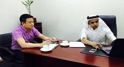 سعوديّ في الصين يؤسِّس شركة لتجميع الشحنات وتخفيض الكلفة