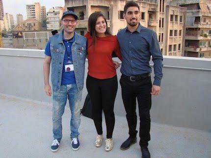Meet the winner of Beirut Editors Lab