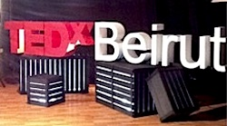 Absurdity and Inspiration Collide at TEDxBeirut