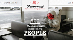 Restronaut Feeds Foodies and Founders in Dubai