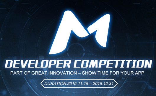 Apply to the MoboMarket Developer Contest (MMDC) by Dec 31