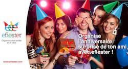 شركة ناشئة تخطّط لإقامة حفلات في باريس، من بيروت