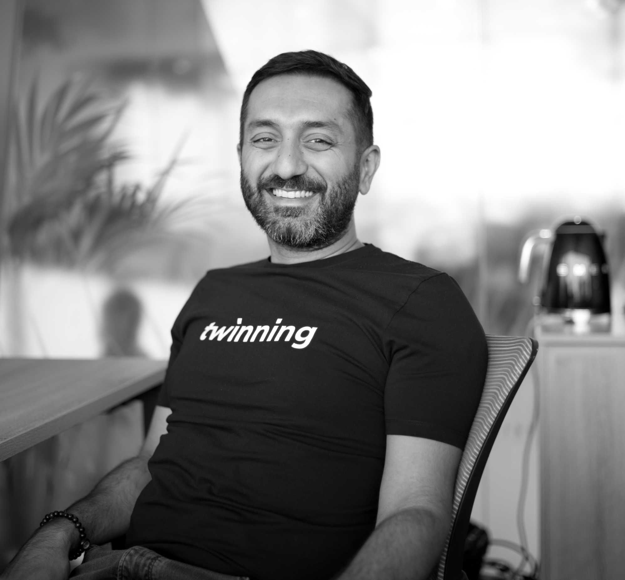 In conversation with Savitar Jagtiani of Twinning
