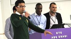 Building a Hacker Culture in Abu Dhabi
