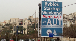 First Startup Weekend Byblos Welcomes Pitches from Lebanon, Jordan, and Cyprus