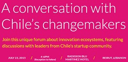 A Conversation with Chile's Changemakers