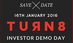 TURN8: Investor Demo Day