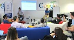 لقاء بين شركات دبي الناشئة لتطوير الأعمال على الإنترنت