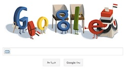 From Doodle to YouTube, Google Empowers Egyptian Voters