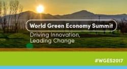 World Green Economy Summit 2017