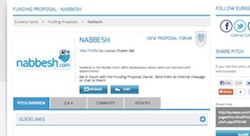 Crowdinvestment takes off with a bang in the Middle East: Nabbesh raises $30,000 in 24 hours on Eureeca
