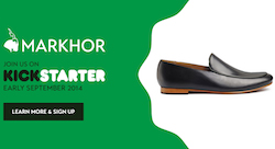 Small-batch Pakistani shoes startup launches Kickstarter to target Arab world
