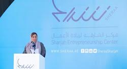 Sharjah's Sheraa sets sail