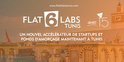 Big changes for Tunisia as Flat6labs, Le15 launch