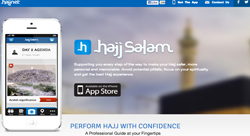 Can a new mobile app enhance Hajj?