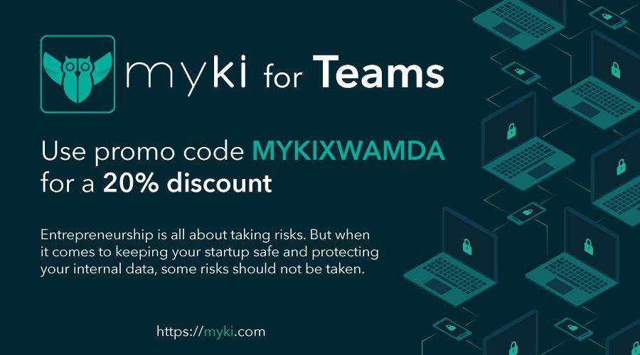 MYKI Startup program