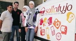 Sallaty Brings Online Grocery Shopping to Jordan