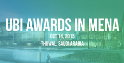 UBI awards by UBI global in partnership with King Abdullah University
