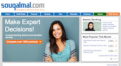 Souqalmal.com secures $1.2M from Hummingbird to expand content, mobile site