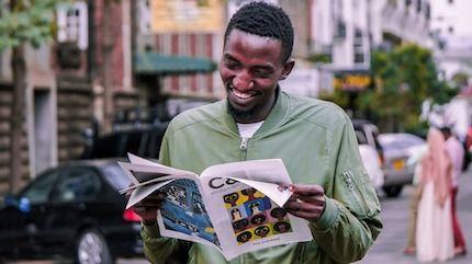 ثلاثة رواد أعمال من إفريقيا يتحدثون عن الطريق الذي قادهم إلى النجاح