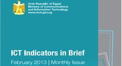 مؤشرات تكنولوجيا المعلومات والاتصالات في مصر [تقرير]