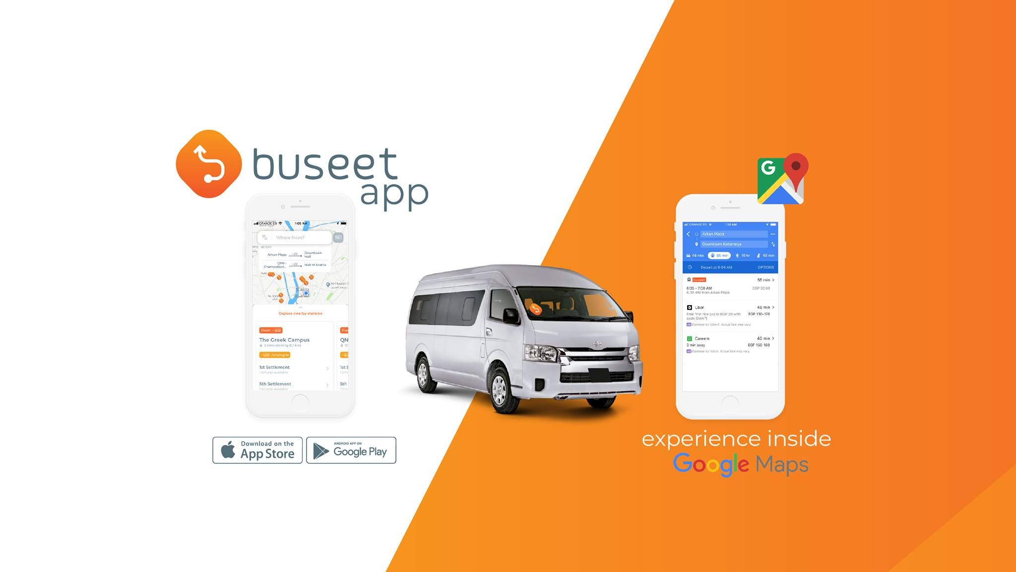 Saudi's Vision Ventures invests in Cairo-based bus booking startup Buseet