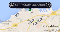 Careem et iTaxi souhaitent la bienvenue à Uber à Casablanca