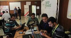 رياديون أصحاب خبرة يخوضون معركة في ستارتب ويك آند رام الله