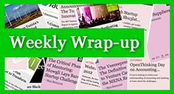 Weekly Wrap-Up: August 11-15
