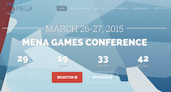 MENA Games Conference & Exhibition in Beirut