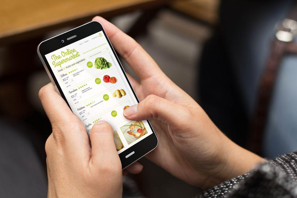 E-groceries: The fastest growing e-commerce segment