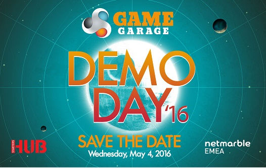 Game Garage Demo Day 2016 in Turkey