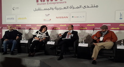 How can Arab women empower themselves to lead? 10 inspiring quotes from #NAWF2015